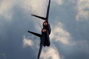 Suriye'den İsrail uçaklarına müdahale.10086