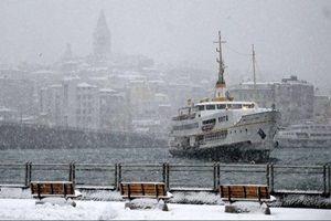 İstanbul'da yeniden kar başladı!.17937