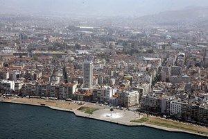 Yaşanan deprem İzmirlileri sokağa döktü!.26385