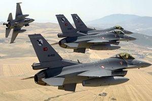 �ukurca k�rsal�nda PKK'ya hava harekat�