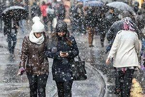 İstanbul'a kar geliyor!.36302