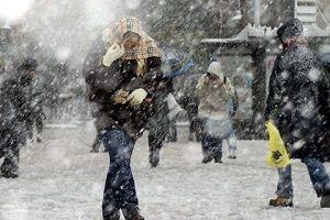 Meteoroloji kar yağışı için saat bile verdi!.26423