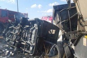 O ülkede korkunç kaza: 17 çocuk öldü.23060