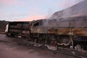 Çorum'da otobüs kazası: 13 ölü!.15598