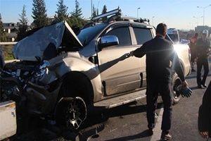 15 Temmuz Köprüsü'nde kaza!.21968