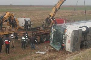 Şırnak'ta feci kaza: 9 kişi öldü, 28 yaralı var
