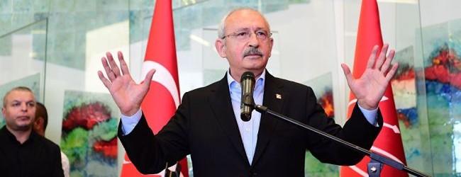 Kılıçdaroğlu: Türkiye yönetilemiyor