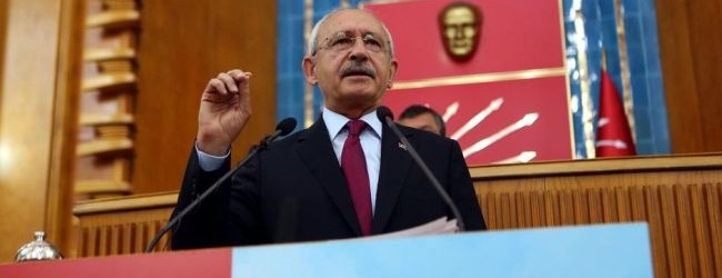 Kılıçdaroğlu: Atanmışların partisi değiliz