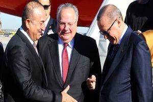 Erdoğan'dan Yunan Bakan'a esprili soru.19520