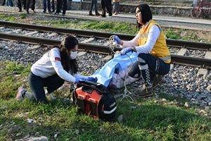 Adana'da trenin çarptığı genç kız öldü!.35020