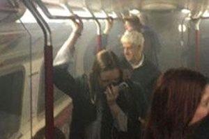 Londra'da panik! Metro boşaltıldı.14035