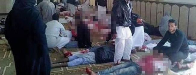 Mısır'da patlama: 200  kişi öldü!
