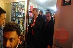 Cumhurbaşkanı Erdoğan markete girdi!.17361