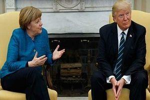 Donald Trump'tan Merkel'e Türkiye dersi.18676
