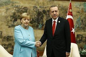 Merkel'den Erdoğan'a sığınmacı çağrısı.24344
