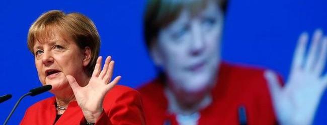 Külliye'den Merkel'e tepki!