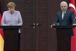 Başbakan, Merkel ile görüşecek.14718