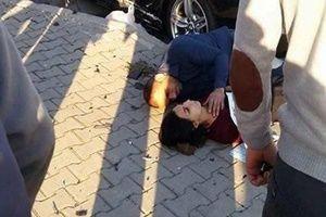 Mersin'de feci kaza! Başında böyle bekledi.21431