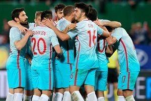 Türkiye-İran maçı biletleri satışa çıkarıldı.27012