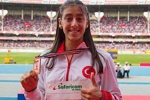 Milli atlet Mizgin Ay'dan bronz madalya!.25907
