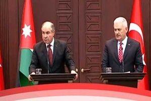 Başbakan, Ürdün Başbakanı'na teşekkür etti.17149