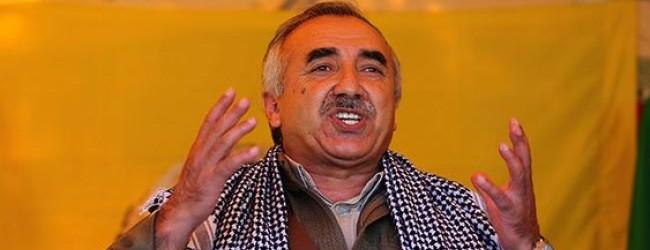 PKK'lı Karayılan HDP için oy istedi