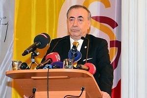 Galatasaray Başkanı müjdeli haberi verdi.21928