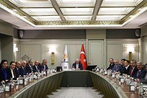AK Parti MYK toplantısı sona erdi.25274
