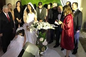 Ünlü şarkıcı Işın Karaca üçüncü kez evlendi.23747