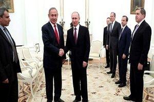 Kritik Rusya-İsrail görüşmesi!.21929