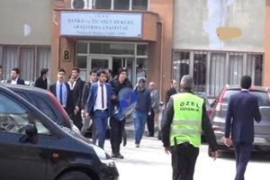 Ankara Üniversitesi karıştı: 2 kişi gözaltında.20803