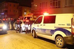 Ankara'da olaylı gece!.21686