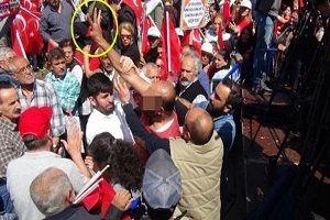 Kılıçdaroğlu'nun mitinginde olay.30569
