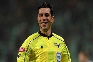 UEFA'dan Türk hakem Ali Palabıyık'a görev.14168