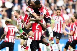 Hollanda'da şampiyon belli oldu: PSV