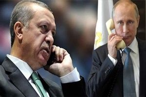 Erdoğan'dan Putin'e taziye telefonu.18622