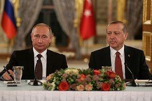 Erdoğan-Putin görüşmeleri sıklaştı.20139