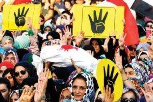 Rabia selamı bütün dünyanın gündeminde.31222