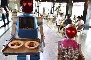 Artık robotlar da hissedecek!.27265