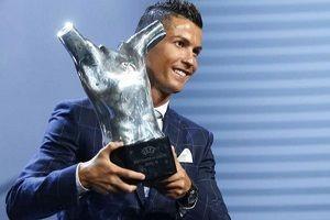 Cristiano Ronaldo alınmadık ödül bırakmadı!.16338