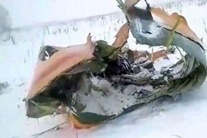 Rusya'da yolcu uçağı düştü: 71 ölü.17512