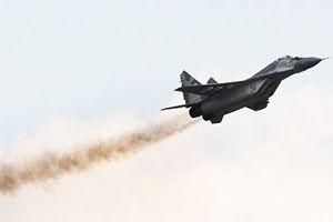 Rus savaş uçağı Suriye'de düştü.6413