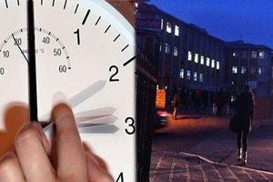 Okul saatleri için karar verildi.18016
