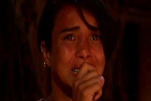 Acun Ilıcalı, Survivor'da Sabriye'yi ağlattı.7865