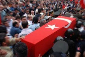 PKK'dan hain saldırı: 1 şehit.19133