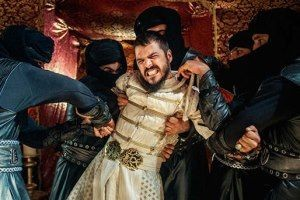 Muhte�em Y�zy�l son b�l�m - Mustafa nas�l �ld�? - �ehzade Mustafa �l�m� belgeseli.25999