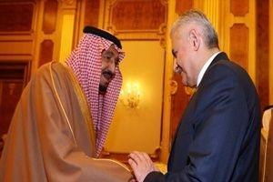 Başbakan Yıldırım, Kral Selman ile buluştu.17702
