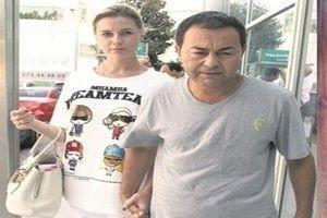 Serdar Ortaç'ın karısı Arap şeyhiyle görüştü.21094