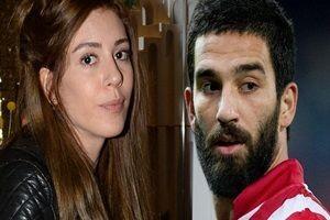 Oyuncu Sinem Kobal'dan Arda Turan cevabı.20113