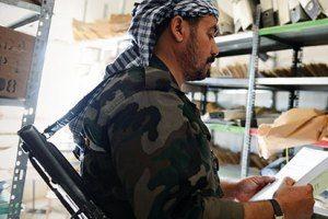 Suriye'deki muhalifler 'profesyonel' oluyor.24082